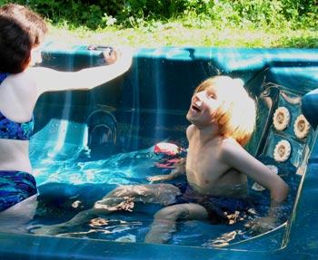 cold tub